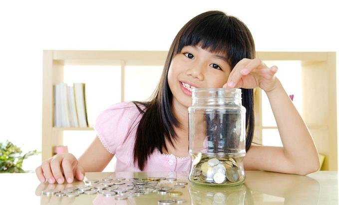 Bí kíp dạy con sử dụng và quản lý tiền lì xì