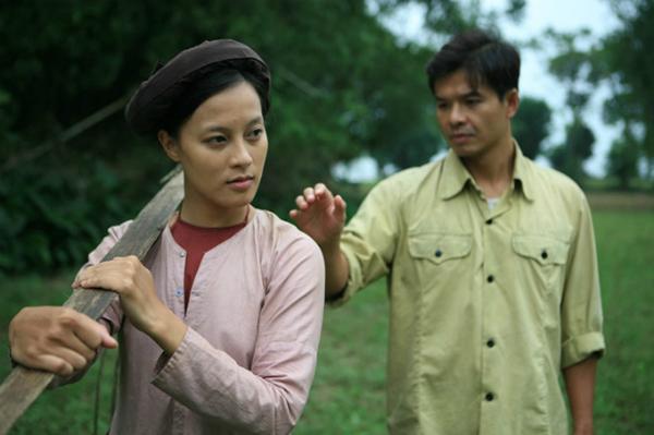 Ngọc Anh vào vai Nhân - mẹ của Hạnh (Trà My đóng).