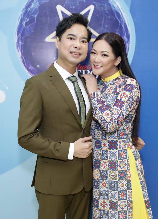 Ngọc Sơn và Như Quỳnh là anh em thân thiết nhiều năm.