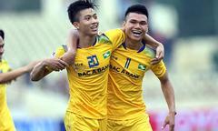 Bộ đôi cầu thủ U23 giúp SLNA thăng hoa ở AFC Cup