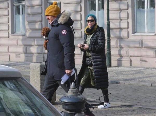 Orlando Bloom và Katy Perry hẹn hò ở Czech sau khi tái hợp - 5