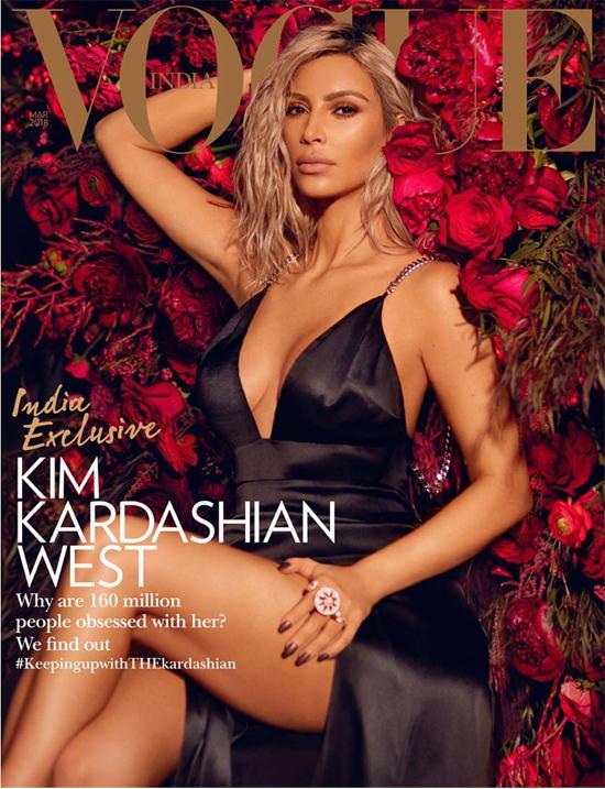 Kim từ một diễn viên truyền hình thực tế đã dần trở thành một biểu tượng thời trang, được hàng triệu người hâm mộ.