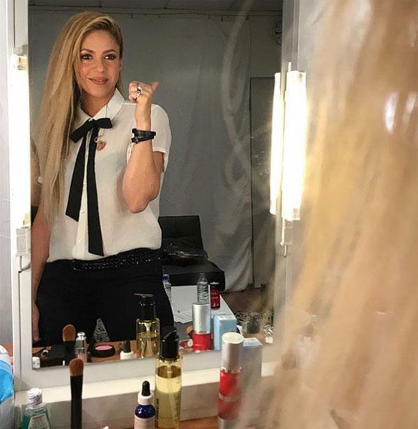 Shakira có fan khắp thế giới. Ảnh: NS.