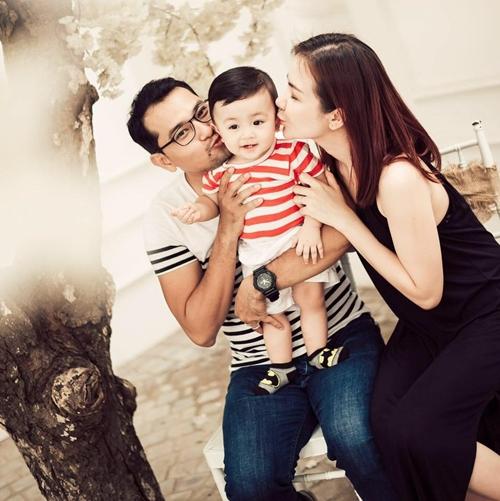 Món quà lớn nhất Ái Châu mong muốn nhận được trong ngày 8/3 là được bên chồng và con trai.