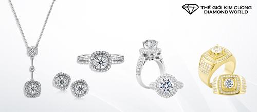 Kim cương luôn có sức hút mãnh liệt đối với giới mộ điệu trang sức cao cấp.