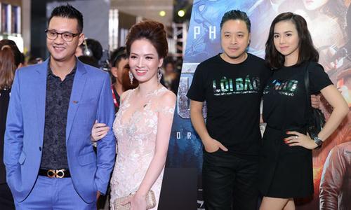 Những cặp vợ chồng đạo diễn – diễn viên của showbiz Việt
