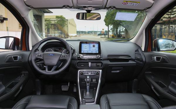 Ford EcoSport 2018 giá từ 545 triệu đồng tại Việt Nam - 1