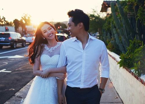 Trúc Diễm và John Từ cùng trải qua 3 mùa 8/3 trước khi kết hôn.