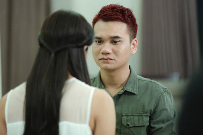 Vợ sắp cưới không ghen khi Khắc Việt hôn bạn diễn trong MV mới - 6