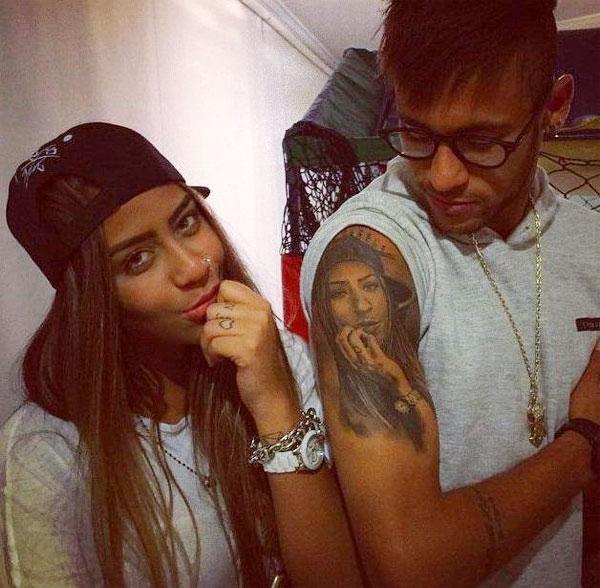 Suốt 4 năm nay, Neymar đều không thi đấu đúng dịp sinh nhật em gái Raffaella.