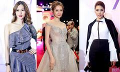 Dàn người đẹp dự buổi ra mắt phim 'Thử yêu rồi biết'