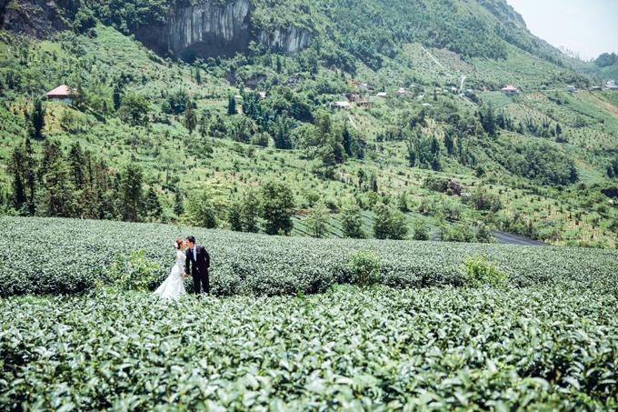 Quyết định tiến tới hôn nhân, bước vào cuộc sống mới, hành trang mang theo của Diễm Hằng - Quang Tuyền là tình yêu vô điều kiện và sự quan tâm, luôn lo nghĩ cho người kia.