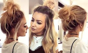 6 cách tạo kiểu tóc búi rối giúp giấu nhẹm mái tóc lâu ngày chưa gội