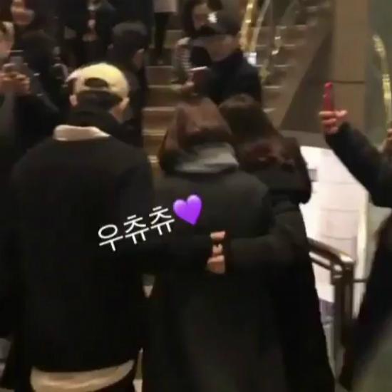 Vợ chồng Song Hye Kyo hẹn hòđi nghe nhạc - 4