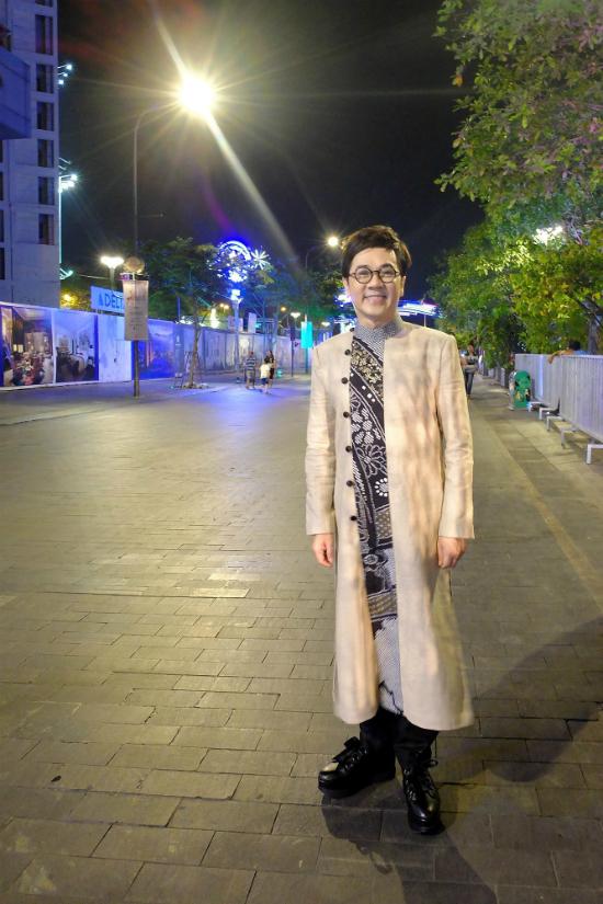 Dàn nghệ sĩ Việt tỏa sáng với áo dài - 2