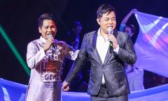 Quang Lê ngạc nhiên khi Trọng Tấn hát Bolero 'ngọt như mía lùi'