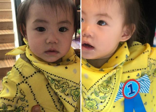 Trần Quán Hy phấn khích hò reo cùng con gái cưng trong ngày sinh nhật - 3
