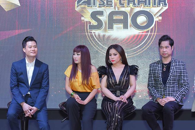 Á hậu Hoàng Oanh bất ngờ tiết lộ MC Quang Bảo là người con trai đầu tiên cô thích - 9