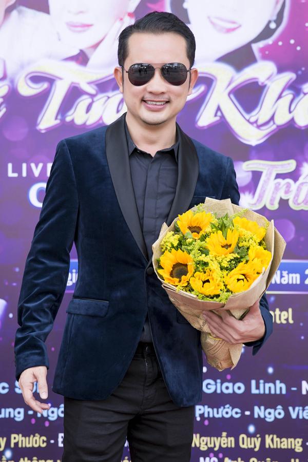 Đạo diễn Nguyễn Quý Khang là người được Kiều Trâm tin tưởng mời dàn dựng cho đêm nhạc.