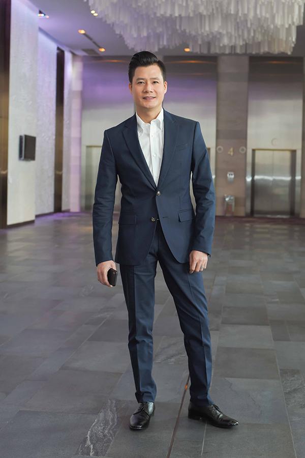 Á hậu Hoàng Oanh bất ngờ tiết lộ MC Quang Bảo là người con trai đầu tiên cô thích - 5