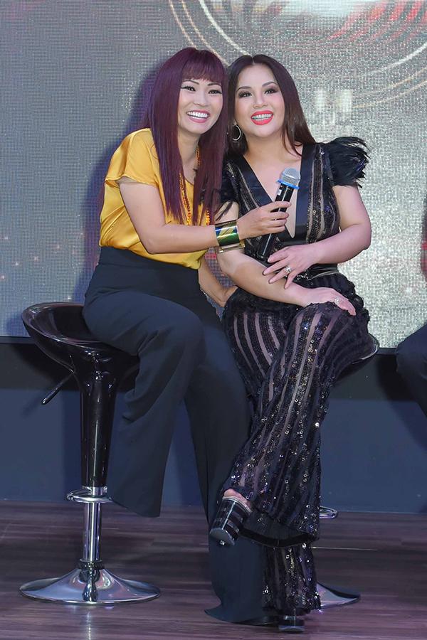 Á hậu Hoàng Oanh bất ngờ tiết lộ MC Quang Bảo là người con trai đầu tiên cô thích - 8