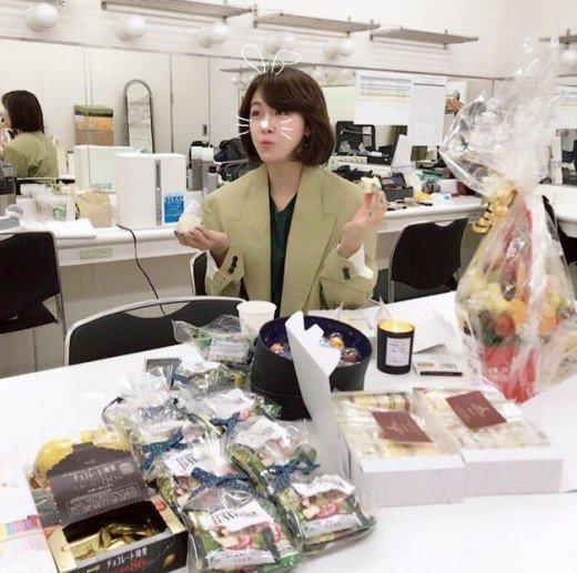Ha Ji Won trong những hình ảnh mới nhất.