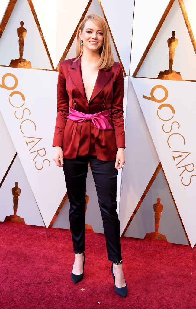 10 bộ cánh lộng lẫy nhất thảm đỏ Oscar 2018