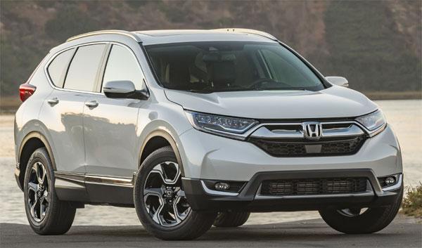 Honda CR-V 7 chỗ giá từ 958 triệu đồng