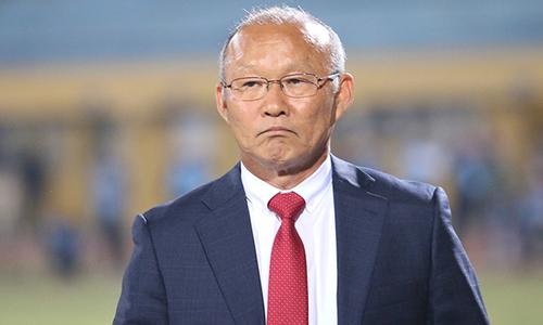 HLV Park Hang-seo trở lại Việt Nam kiểm tra phong độ các trò cưng