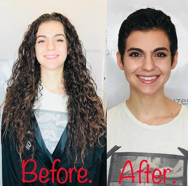 10 màn lột xác chứng minh cắt tóc ngắn chưa bao giờ là một ý tưởng tồi - 8