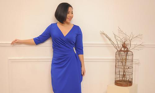 Những mẫu váy đẹp cho nàng vóc dáng tròn trịa