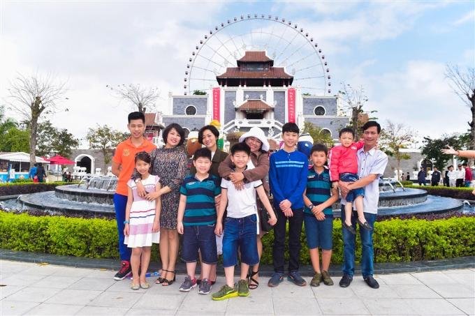 Du khách tham quan, vui chơi giải trí tại Sun World Danang Wonders sẽ hưởng ưu đãi tới 40% giá vé.