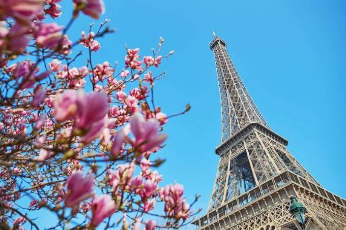 Air France giảm ngay 25% cho khách đặt vé trực tuyến đi Pháp với mã AFVN419.