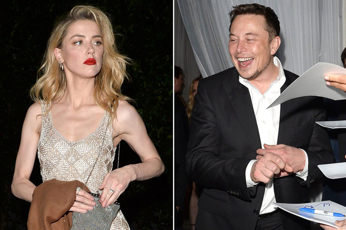 Hai ngày trước đó, Amber Heard và Elon Musk cũng chạm mặt trong tiệc trước lễ trao giải Oscar do công ty quản lý tài năng WME tổ chức ở Los Angeles, tối 2/2. Tuy nhiên hôm đó cả hai chỉ đến một mình.