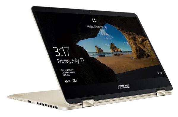 Laptop xoay gập ZenBook Flip 14 giá từ 27 triệu đồng ở Việt Nam