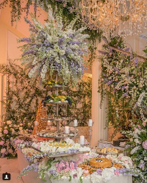 Tiệc cưới kéo dài 3 ngày của fashionista nổi tiếng Hong Kong - 11