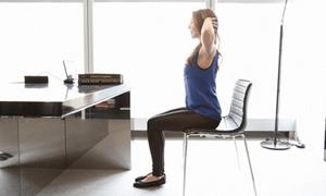 6 động tác giúp là phẳng mỡ bụng bạn có thể tập mà không cần đứng dậy