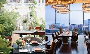 Gợi ý 8 nhà hàng sang chảnh cho bữa tối ngày 8/3 ở Hà Nội