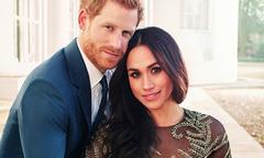 Meghan có thể mặc váy cưới gần 13 tỷ đồng vào ngày kết hôn với Harry