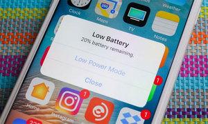 iPhone 6S tăng mạnh hiệu năng sau khi thay pin