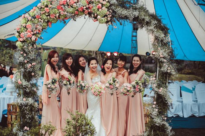 Cách tổ chức đám cưới giúp tiết kiệm một khoản kha khá - 3