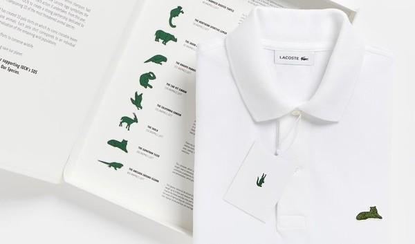 Lượng áo bán ra tương xứng với số cá thể còn tồn tại trong tự nhiên của từng loài vật.