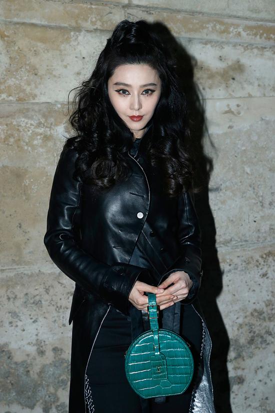 Phạm Băng Băng là khách mời dự Tuần lễ Thời trang Paris 2018