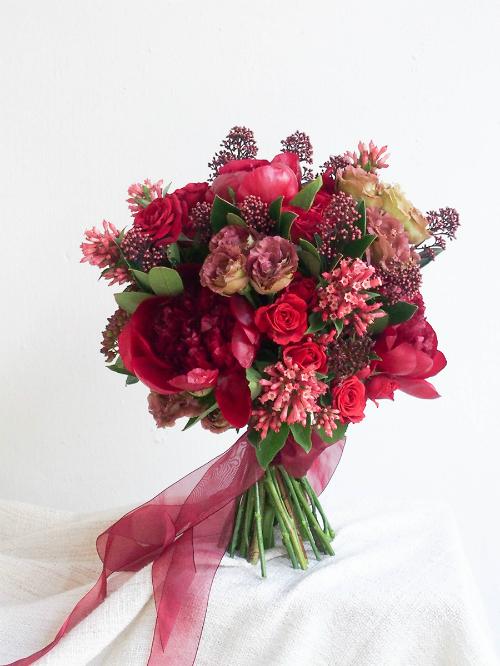 Hoa cưới 2018: Chọn màu may mắn theo con giáp (Phần 1) - 22