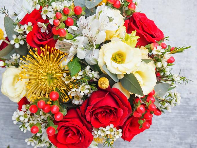 Hoa cưới 2018: Chọn màu may mắn theo con giáp (Phần 1) - 6