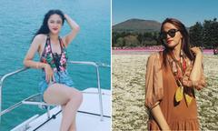Sở thích đi du lịch bụi 'nam tính' của Hương Giang Idol