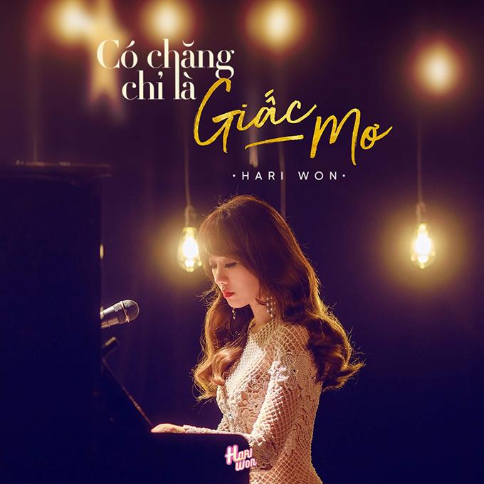 Nữ ca sĩ chuẩn bị ra mắt ca khúc mới.