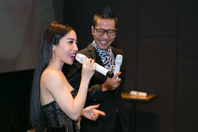 Lần này nữ ca sĩ lột xác về hình ảnh và âm nhạc khi chọn hát một bản ballad đầy tự sự. Ca khúc được quay hình khá đẹp tại Đà Lạt - quê của người yêu đầu tiên mà Hằng gặp tại Sài Gòn khi vào đây lập nghiệp.