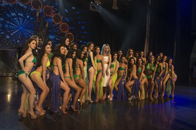 Tối 9/3, họ bước vào đêm chung kết để tìm ra tân Hoa hậu Chuyển giới Quốc tế.