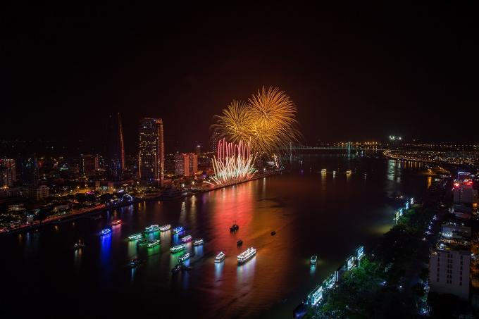 Điểm mới tại lễ hội pháo hoa Đà Nẵng 2018 - 3